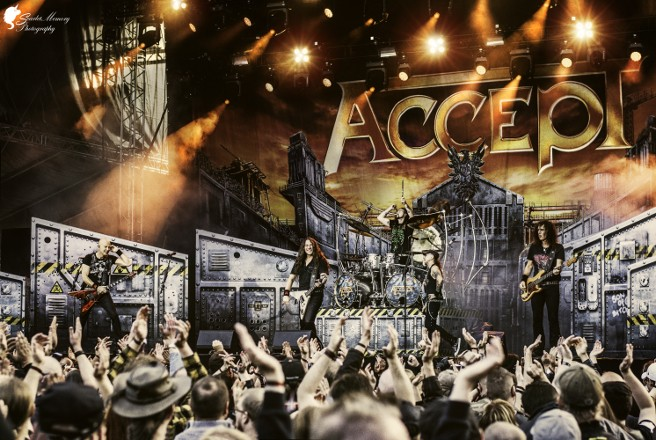Accept at South Park 2018